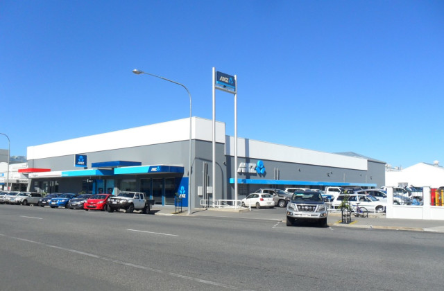 Tenancy 5, 214 Bolsover Street, 'ANZ Building', ROCKHAMPTON CITY QLD, 4700