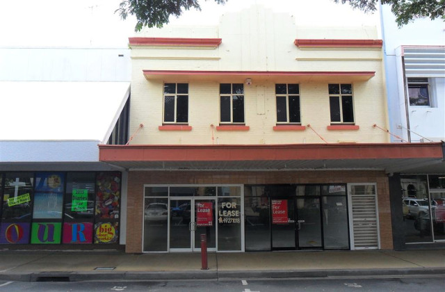 Shop 2, 75 East Street, ROCKHAMPTON CITY QLD, 4700