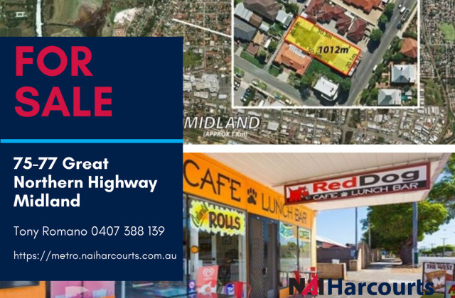 75-77 Great Northern Highway, MIDLAND WA, 6056