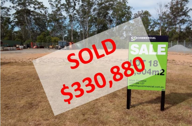 Lot 18 Industrial Avenue, LOGAN VILLAGE QLD, 4207