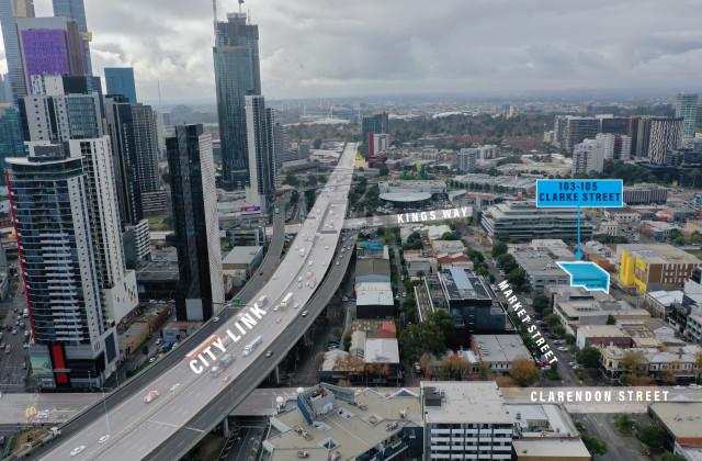 101-105 Clarke Street, SOUTH MELBOURNE VIC, 3205