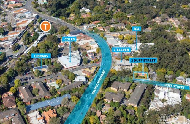 2 Duff Street, TURRAMURRA NSW, 2074