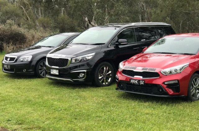 Rich River Hire Cars , ECHUCA VIC, 3564