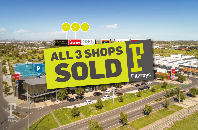 Shops 1,2 and 3/299 Harvest Home Road, EPPING VIC, 3076