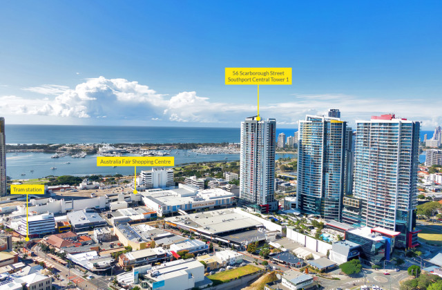 1707/56 Scarborough Street, SOUTHPORT QLD, 4215