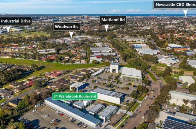 Unit 1/31 Warabrook Boulevard, WARABROOK NSW, 2304