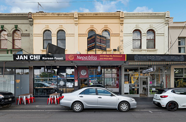 360 Bridge Road, RICHMOND VIC, 3121
