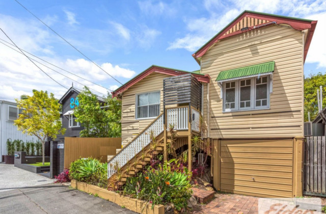 86 Latrobe Terrace, PADDINGTON QLD, 4064