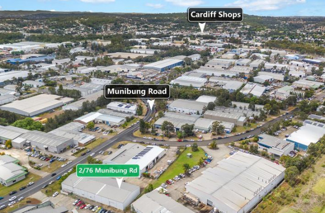 Unit 2/76 Munibung Road, CARDIFF NSW, 2285
