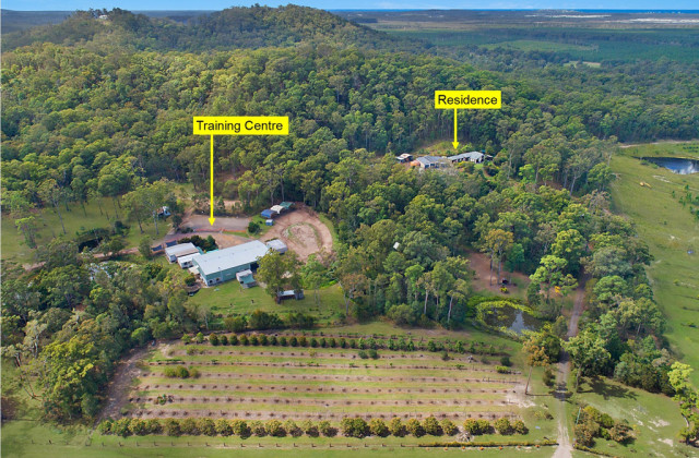 219 Forestry Road, LANDSBOROUGH QLD, 4550