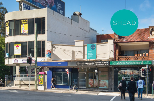 Suite 1/6-8 Pacific Highway, ST LEONARDS NSW, 2065