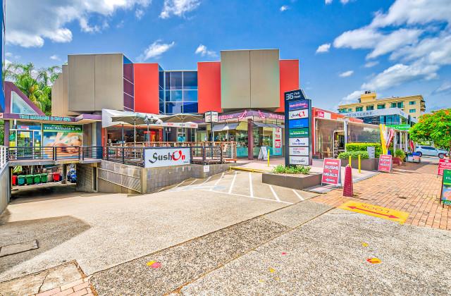 36 Park Road, MILTON QLD, 4064