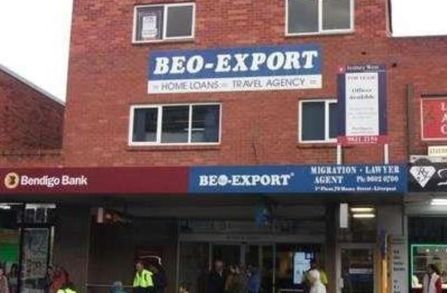 Level 1 Suite 4/70 Moore Street, LIVERPOOL NSW, 2170