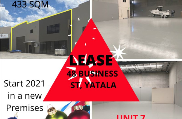 Unit 4/48 Business Street, YATALA QLD, 4207