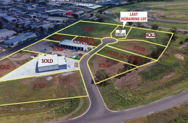 Lot 9 Curtiss Close, TAMWORTH NSW, 2340