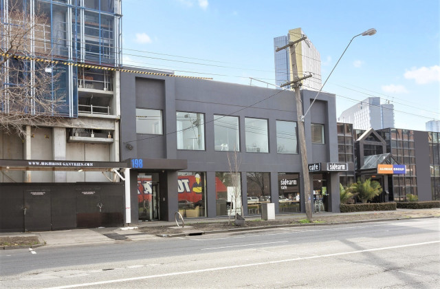 198-200 Normanby Road, SOUTH MELBOURNE VIC, 3205