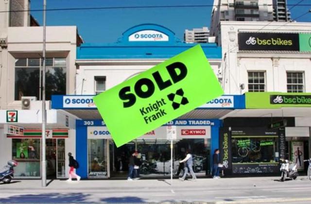 303 - 305 Elizabeth Street, MELBOURNE VIC, 3000