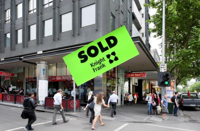 Shops A & B/219 Elizabeth Street (corner Little Bourke Street), MELBOURNE VIC, 3000