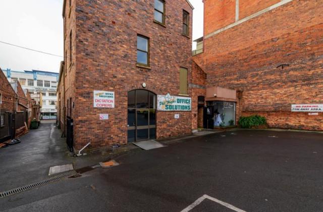 Ground  Suite C (Rear)/59 Brisbane Street, LAUNCESTON TAS, 7250