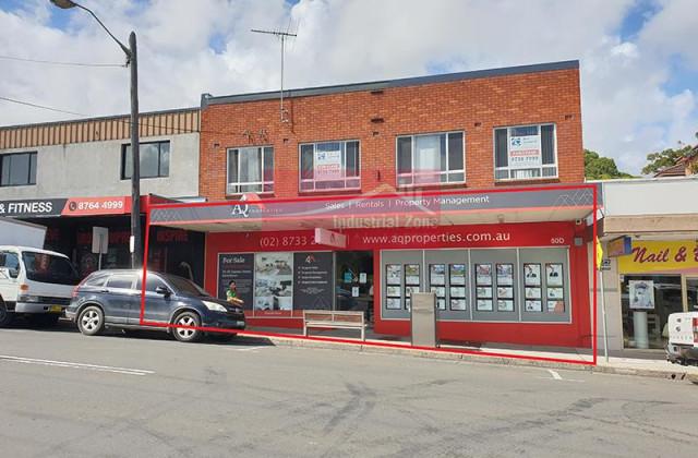 Shop 1/50D Amy Street, REGENTS PARK NSW, 2143