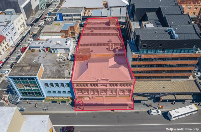 Whole building/74-76 Elizabeth Street, HOBART TAS, 7000