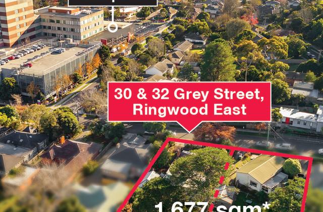 30 & 32 Grey Street, RINGWOOD EAST VIC, 3135