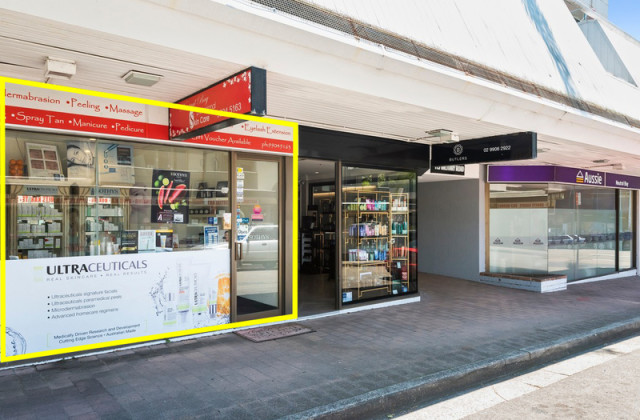 Shop 1/115 Military Road, NEUTRAL BAY NSW, 2089