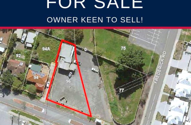96 Forrest Road, HAMILTON HILL WA, 6163