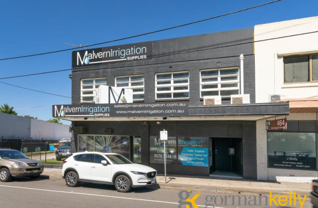 First Floor/464-466 Waverley Road, MALVERN EAST VIC, 3145