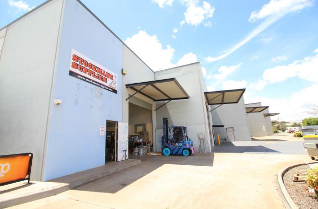 Shop 4/207-217 McDougall Street, WILSONTON QLD, 4350
