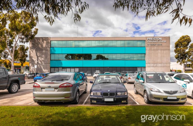 First Floor, 110 Chifley Drive, PRESTON VIC, 3072