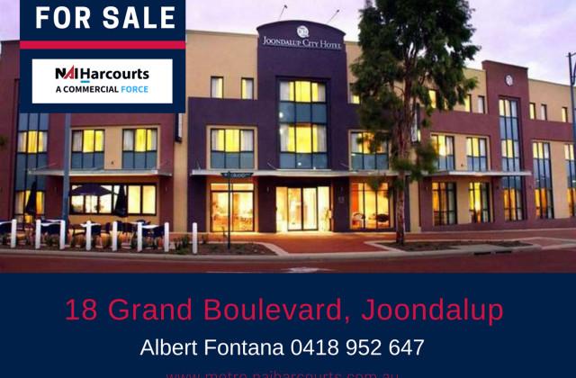 18 Grand Boulevard, JOONDALUP WA, 6027