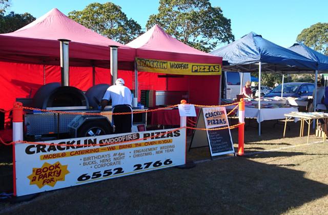 Cracklin' Woodfire Pizzas, TAREE NSW, 2430