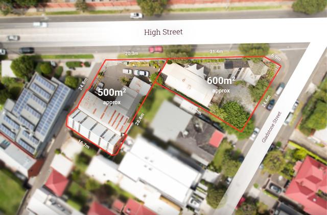 453 High Street &/2 Gladstone Street, KEW VIC, 3101
