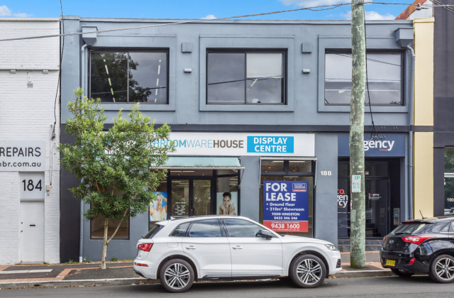 GF/186 - 188 Willoughby Road, CROWS NEST NSW, 2065