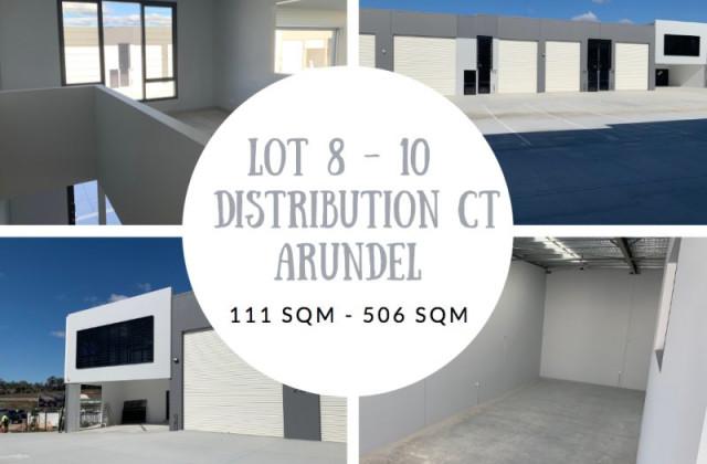 Lot 10 Distribution Court, ARUNDEL QLD, 4214