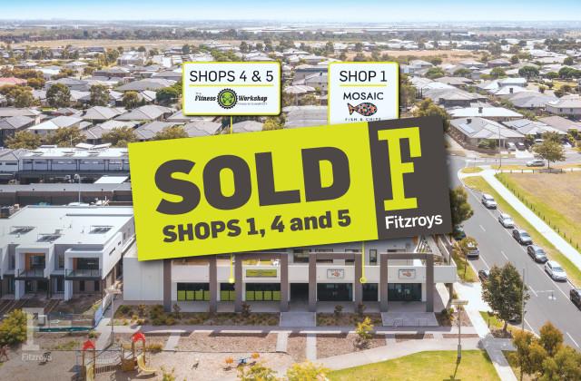 Shops 1 and 4-5/53 Mosaic Drive, LALOR VIC, 3075