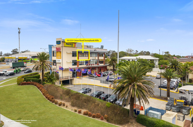 Suite 53/223 Calam Road (47/8 Lear St), SUNNYBANK HILLS QLD, 4109