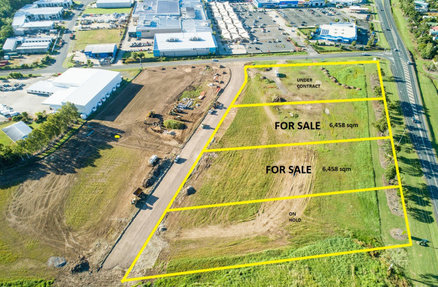 Lot 2 & 3 Central Avenue, CANNONVALE QLD, 4802