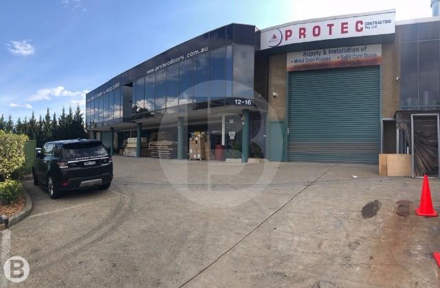 12-16 FERNDELL STREET, GRANVILLE NSW, 2142