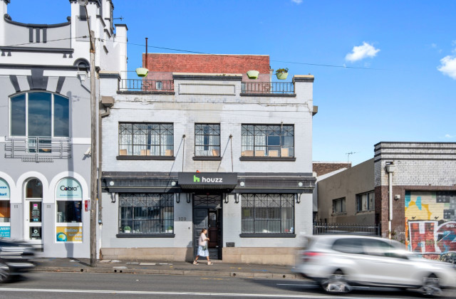 Whole Building/109 Regent Street, CHIPPENDALE NSW, 2008