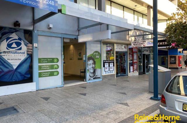 Shop 3/138 Queen Street, CAMPBELLTOWN NSW, 2560