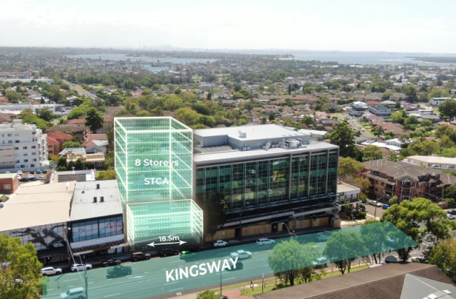 535-539 Kingsway, MIRANDA NSW, 2228
